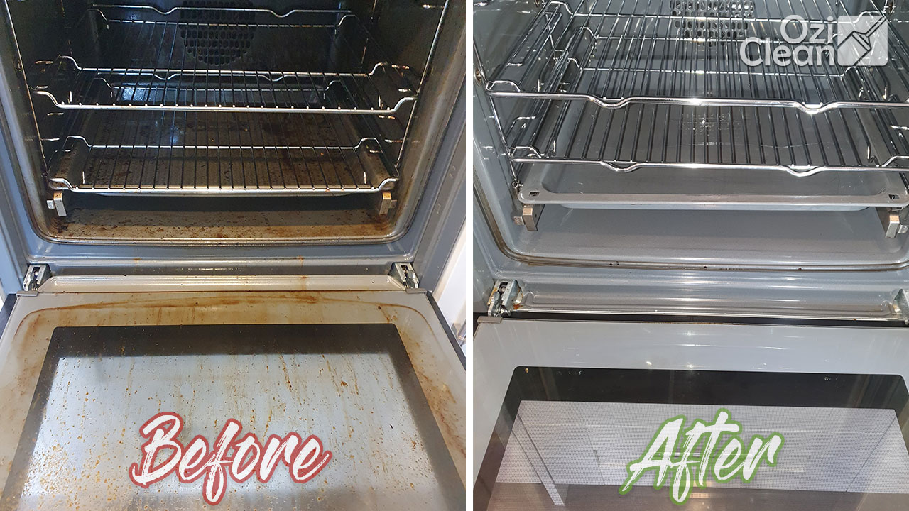 Oven Cleaning Near me